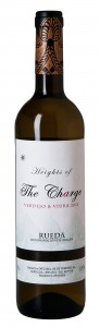 Heights of the Charge Verdejo Viura Rueda DO