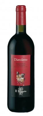 Tenuta Il Faggeto Diavoletto Sangiovese di Toscana IGT