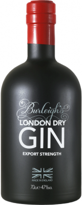 Burleigh's Export Strength London Dry Gin