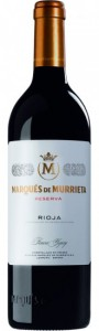 Marques de Murrieta Reserva Rioja DOC