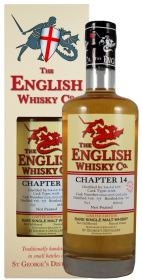 The English Whisky Co. Chapter 14 Unpeated