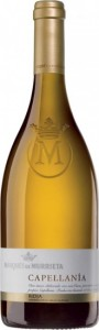 Marques de Murrieta Capellania Rioja Blanco DOC