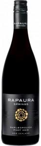 Rapaura Springs Marlborough Pinot Noir