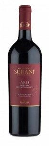 Masseria Surani Ares Rosso Puglia IGT
