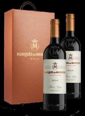 Marques de Murrieta Rioja Reserva Gift Bag