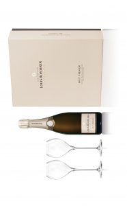 Louis Roederer Premier Brut NV and Glasses Gift