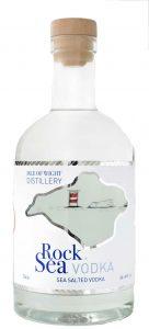 Isle of Wight Distillery Rock Sea Vodka