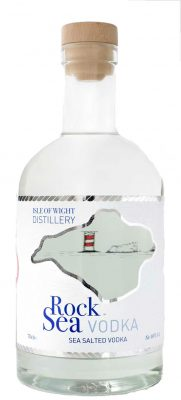 Isle of Wight Distillery Rock Sea Vodka