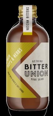 Bitter Union Lemon Hops and Herbs Bitters