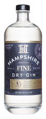 Hampshire Fine Dry Gin