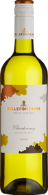 Bellefontaine Chardonnay Vin de France