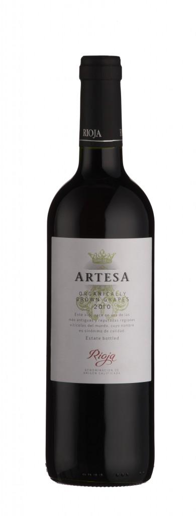 Artesa Organic Rioja DOC