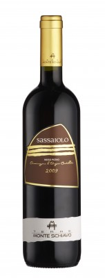 Monte Schiavo Sassaiolo Rosso Piceno DOC