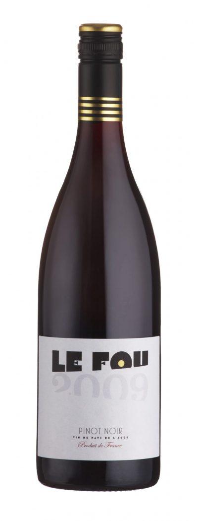 Le Fou Pinot Noir Pays d'Oc IGP