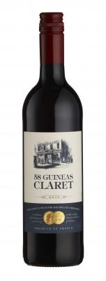 58 Guineas Claret AOP