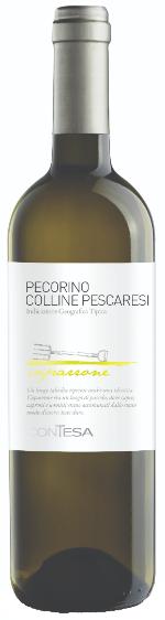Contesa Caparrone Pecorino Colline Pescaresi IGT
