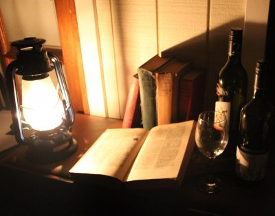 Book Club and Wine