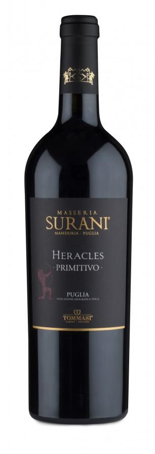 Masseria Surani Heracles Primitivo Puglia IGT