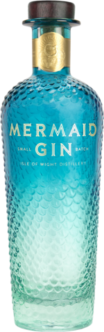 Isle of Wight Distillery Mermaid Gin
