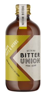 Bitter Union Lemon Hops and Herbs Bitters