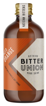 Bitter Union Spiced Orange Bitters