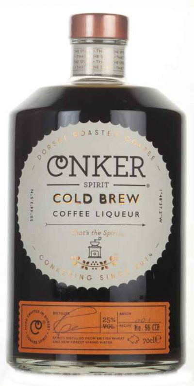 Conker Cold Brew Coffee Liqueur