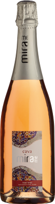 Mirame Cava Rose Brut DO