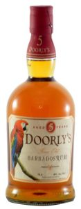 Doorly's Rum 5 Years Old
