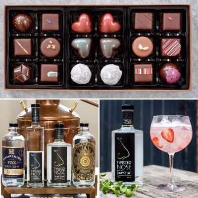 Gin and Chocolate Pairing Evening