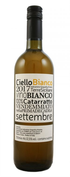 Ciello Bianco Catarratto Terre Siciliane IGP