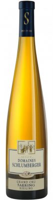 Domaines Schlumberger Saering Riesling Grand Cru Alsace AOC