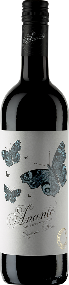 Ananto Bobal Tempranillo Utiel Requena DOP