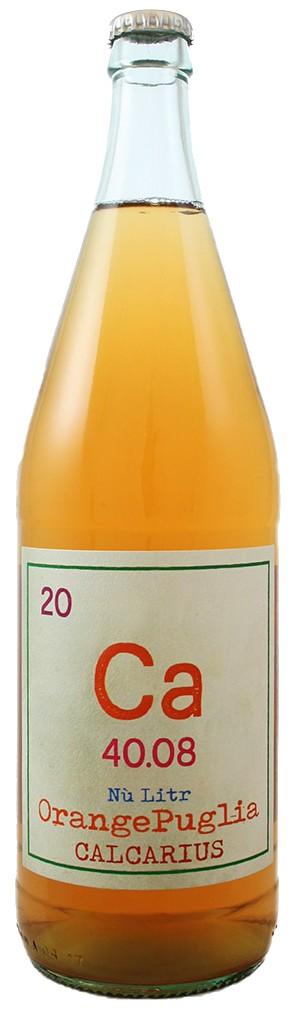 Valentina Passalacqua Calcarius OrangePuglia Bianco Puglia IGP