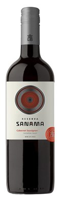 Sanama Reserva Cabernet Sauvignon Syrah