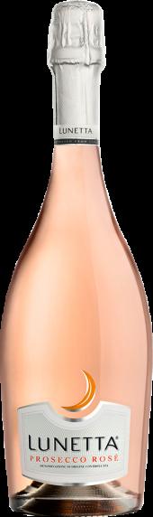 Lunetta Prosecco Rose Millesimato Extra Dry DOC