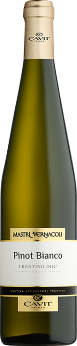 Mastri Vernacoli Pinot Bianco Trentino DOC