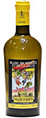 Ermes Pavese Blanc de Morgex et de la Salle Vallee d'Aoste DOP