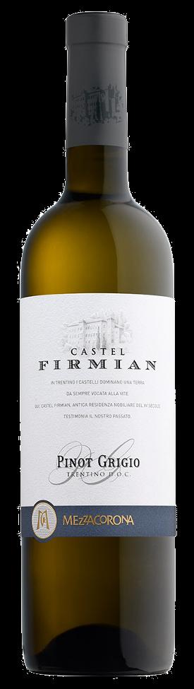Castel Firmian Pinot Grigio Trentino DOC half bottle