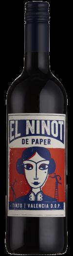 El Ninot de Paper Tinto Valencia DOP